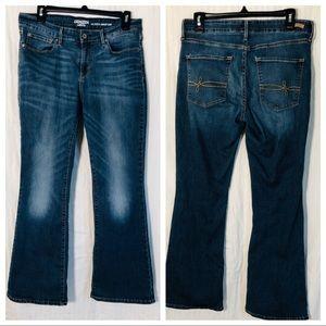 Levi's Denizen Modern Bootcut Jeans Size 10S